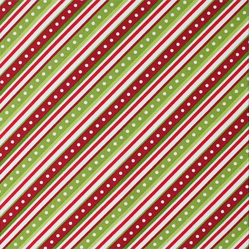 【クリスマス柄】50x55cm (UCH-069)