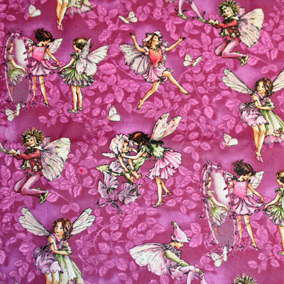 【Flower Fairies】フラワーフェアリー 50x110cm (UFF-013H)