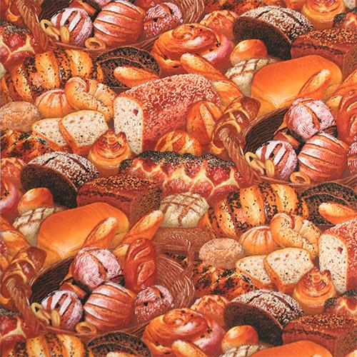 【Foods & Kitchen柄】50x55cm (UFK-175)