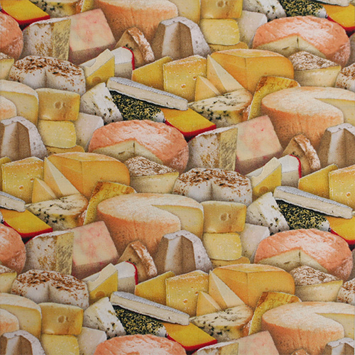 【Foods & Kitchen柄】50x55cm (UFK-176)