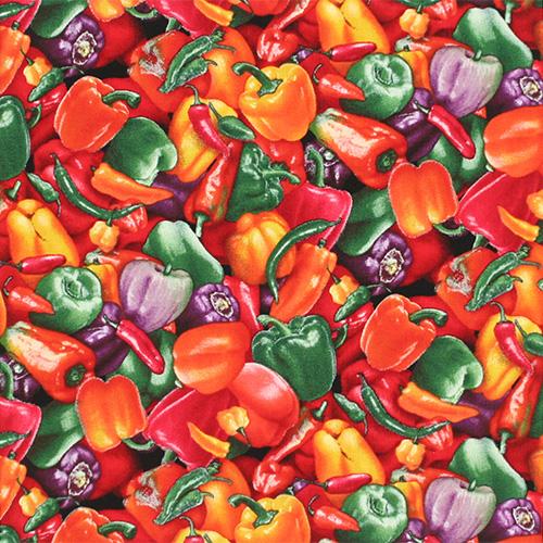 【Foods & Kitchen柄】50x110cm (UFK-210H)