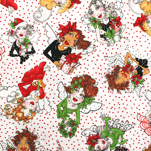 【Loralie Designs】- Fairy Toss - 50x55cm (ULH-070) カラーバリエーション