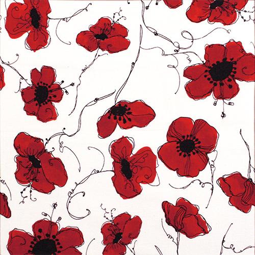 【Loralie Designs】- Poppies - (ULH-083)