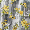 ��Loralie Designs��- Flower Stripe - 50x55cm (ULH-029) ���顼�Хꥨ�������
