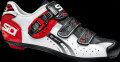 2016 SIDI GENIUS 5 FIT carbon white / black / red(シディー ジニアス フィット カーボン ホワイト/ブラック/レッド)