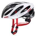 uvex helmet boss race carbon look white ウベックス ヘルメット ボス レース カーボン ルック ホワイト