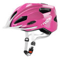 uvex helmet quatrojunior pinkwhite ウベックス ヘルメット クアトロジュニア ピンクホワイト