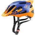 uvex helmet quatropro blueorange ウベックス ヘルメット クアトロプロ ブルーオレンジ