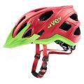 uvex helmet stivocc redgreen ウベックス ヘルメット スティーボCC レッドグリーン