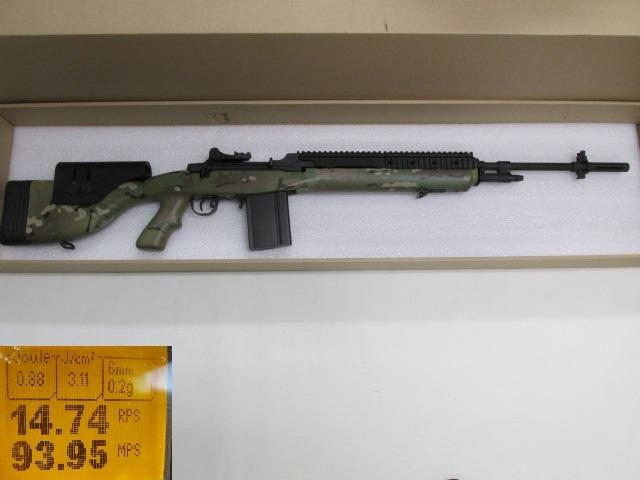 G&P M14 DMR (Multicam)電動ガン新品