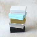 ギフトボックス S サイズ (ゴールド/シルバー/ホワイト/ブルー/ブラック)