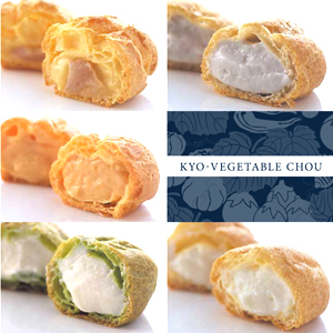 【冬】KYO-VEGETABLE CHOU 10個入