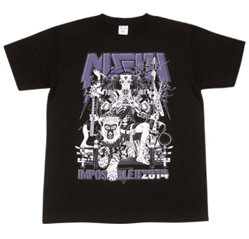 魔人Tシャツ
