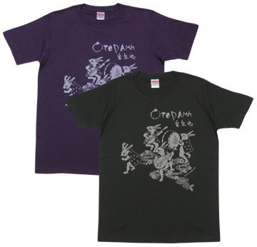 初開催(2005年)復刻版Tシャツ