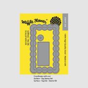 【ワッフルフラワー/waffle flower】ダイ - Surface Tag - Scallop Add-on
