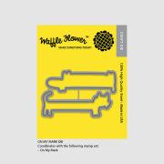【ワッフルフラワー/waffle flower】ダイ - On My Mark
