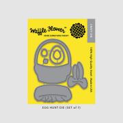 【ワッフルフラワー/waffle flower】ダイ - Egg Hunt