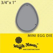 【ワッフルフラワー/waffle flower】ダイ - Mini Egg