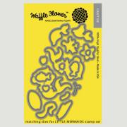 【ワッフルフラワー/waffle flower】 - Little Mermaids