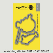 【ワッフルフラワー/waffle flower】 - Birthday Fishes