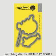 【ワッフルフラワー/waffle flower】 - Birthday Fishes