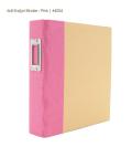 【シンプルストーリーズ/Simple Stories】【Sn@p!】6×8インチアルバム-2リング-バインダー/ピンク