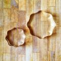 【クロップパーティー/Crop Party】アクリルブロック-2個セット(大:直径6.4センチ 中:4.4センチ)