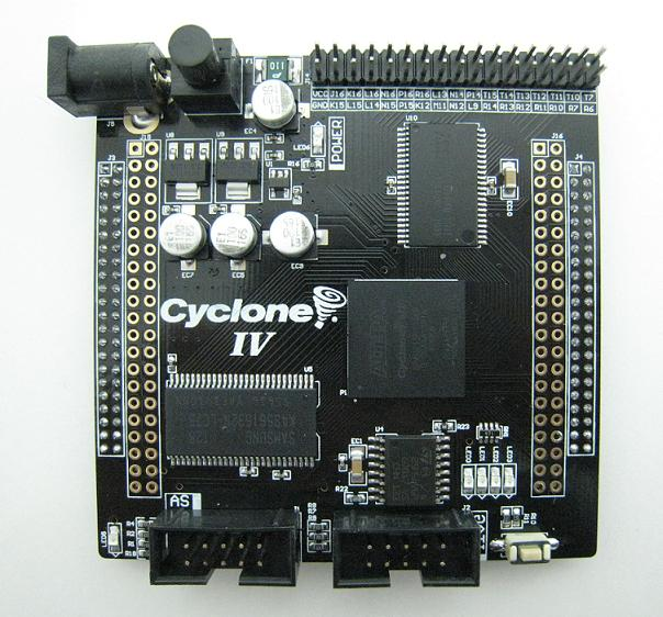 ●他社より5割安い● FPGA/CycloneIV EP4CE15+EPCS64ボード(豊富な資料付き)