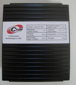 ●他者より2〜3割安い● MPPT型太陽光充電コントローラ(特許を利用して開発した)