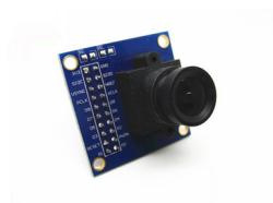 OV7725カメラモジュール(30万画素、低照度性能、SCCBインタフェース)