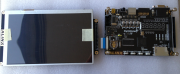 FPGA/CycloneIV EP4CE6�����ɾ���ܡ���+7��TFT-LCD