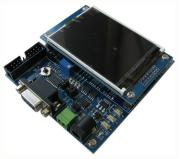 ARM Cortex-M0/STM32F051��ȯ���åȡ�2.8��TFT�վ��դ���