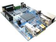 ARM Cortex-M4/STM32F429開発ボード(CMOSカメラモジュール(OV2640、200万画素)と直結可)