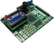 FPGA/CycloneIV EP4CE15�ӥǥ��������ȯ�ܡ��ɡ�OV7725�����⥸�塼�롢�ߥ�LCD1602�դ���