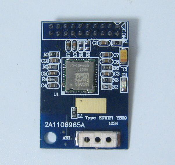 SD WiFiモジュール(Mini6410、Tiny6410シリーズ用)