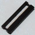 圧接ソケット(2mmピッチIDCソケット34P)