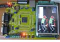 """ARM Cortex-M3/STM32F107開発キット(3.2""""TFT液晶タッチパネル付き)"""