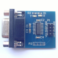 RS232C-TTLレベル変換基板