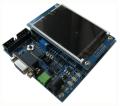 "ARM Cortex-M0/STM32F051開発キット(2.8""TFT液晶付き)"
