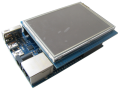 "ARM Cortex-M3/STM32F207-130万画素カメラ搭載開発キット(3.2""TFT液晶タッチパネル付き)"