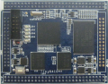 Linux/Android/WinCE/Ubuntu対応マルチ・メディアARM11ボードTiny6410量産ボード
