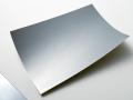【カッティングシート ヘアライン】銀艶/A4サイズ(210mm×297mm)【ゆうパケット可】