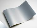 【カッティングシート ヘアライン】銀消/A4サイズ(210mm×297mm)【ゆうパケット可】