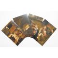 「屋根裏のポムネンカ」ポストカード(4枚セット)