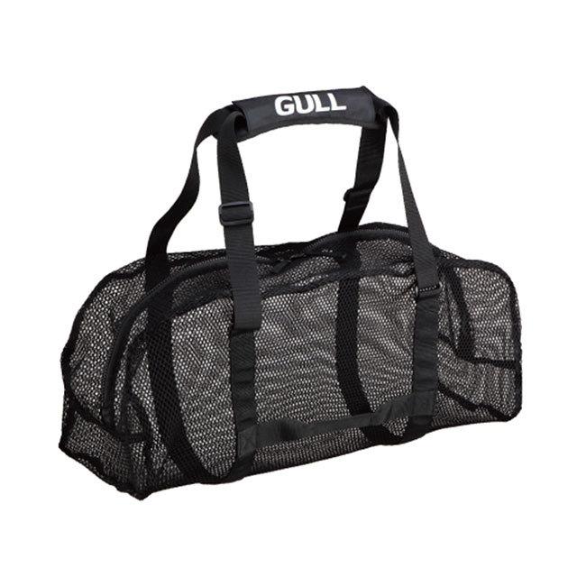 GULLスノーケリングメッシュバッグ3 GB-7082A