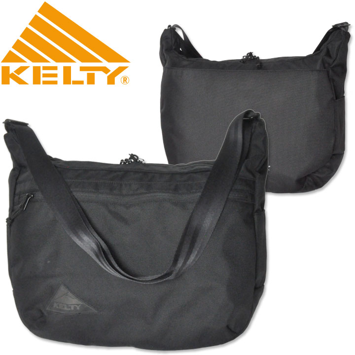 KELTY(ケルティ) URBAN CURVE SHOULDER L 2592097 ALL BLACK