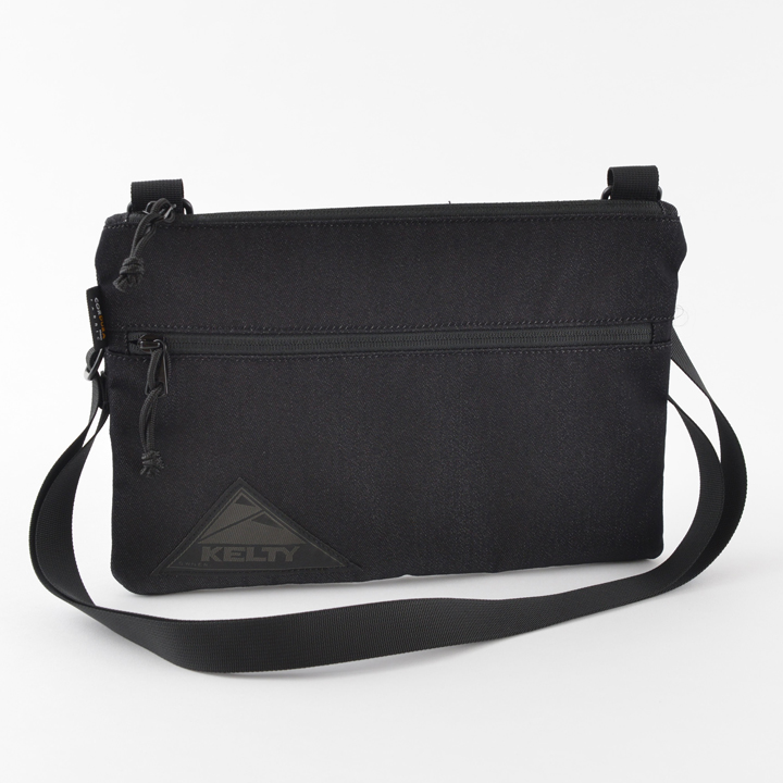 KELTY (ケルティ) URBAN DENIM FLAT POUCH SM 2592217