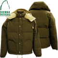 SIERRA DESIGNS (シエラデザインズ) DOWN SIERRA JACKET 7951 OLIVE DRAB