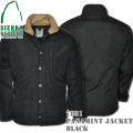 SIERRA DESIGNS (シエラデザインズ) PANAMINT JACKET 7891 BLACK