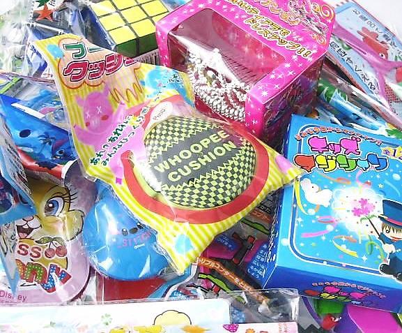 50円おもちゃおまかせアソート